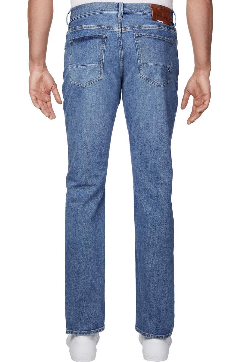 Tommy Hilfiger - Quần jeans nam Straight Denton Straight MW21-HS20