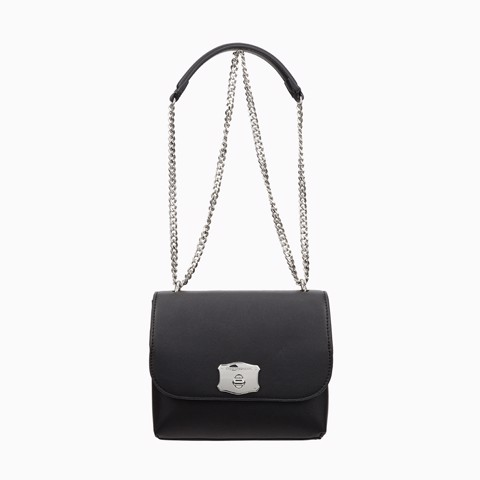 Calvin Klein - Túi Nữ Leather Bag Womens Sculpted Lock Ba2285 CK