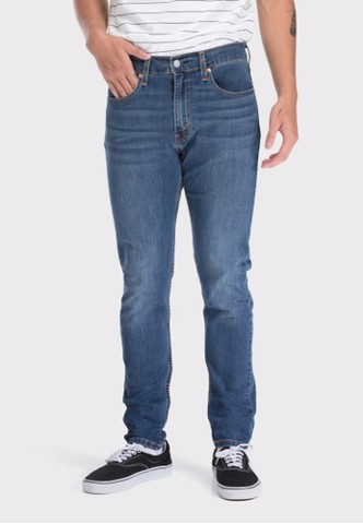 Levi's - Quần jeans dài nam 512 Slim Taper Cool Honor Roll Men 51-0639