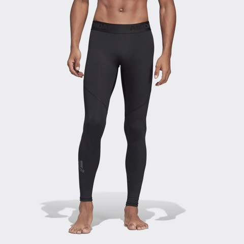 adidas - Quần dài ống bó Nam Ask Spr Tig Lt Tights Training Men FW19-CF39