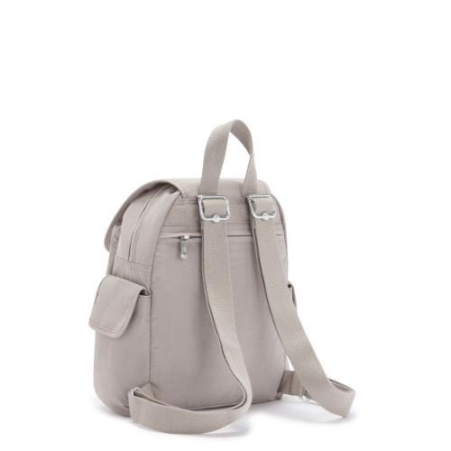 Kipling - Ba lô City Pack Mini Grey Gris BA21-089L