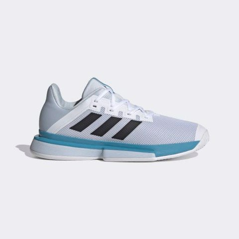 adidas - Giày thể thao Nam Solematch Bounce Shoes Tennis SS21-FX32