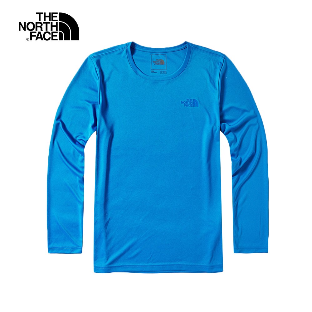 The North Face - Áo thun Nam Top Men Essential Lite Double Knit L/S NF0A4