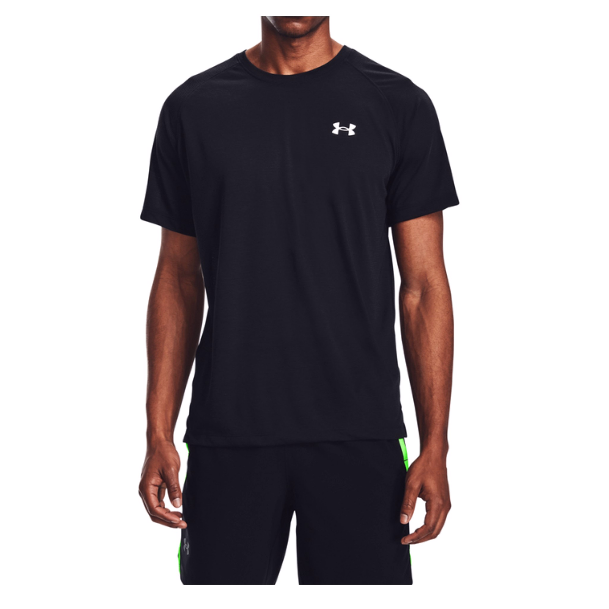 Under Armour - Áo thun nam Tee Streaker Running SS21-1361