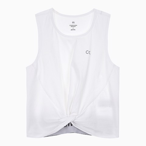 Calvin Klein - Áo thun Nữ Knit Tops Slim Womens Active Icon HAK198 CK