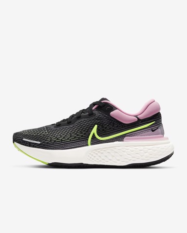 Nike - Giày chạy bộ nữ Zoomx Invincible Run Flykit FW21-CT02