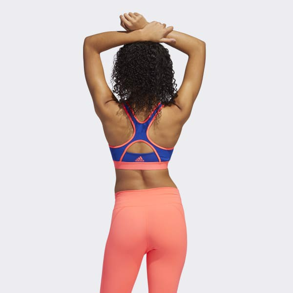 adidas - Áo ngực thể thao Nữ Workout Bra - Medium Support FW20-FT31