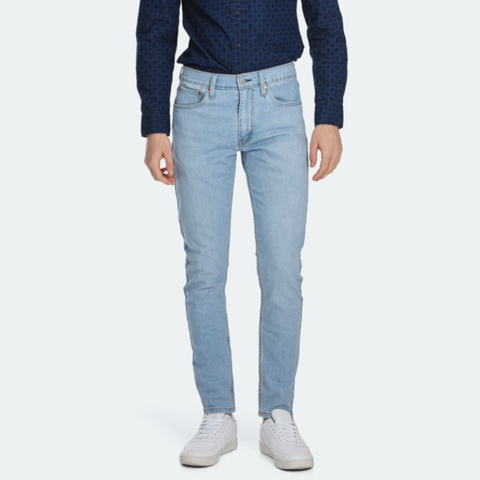 Levi's - Quần jeans dài nam 512 Slim Taper Jasper Light Men 51-0606