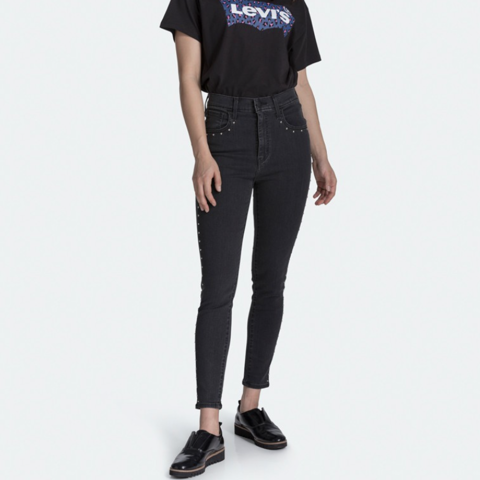Levi's - Quần jeans nữ Mile High Ankle Skinny Women MI-0011