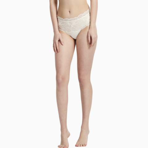 Calvin Klein - Quần lót Nữ Hipster Womens Perfectly Fit Iris Lace Pa63AD CK