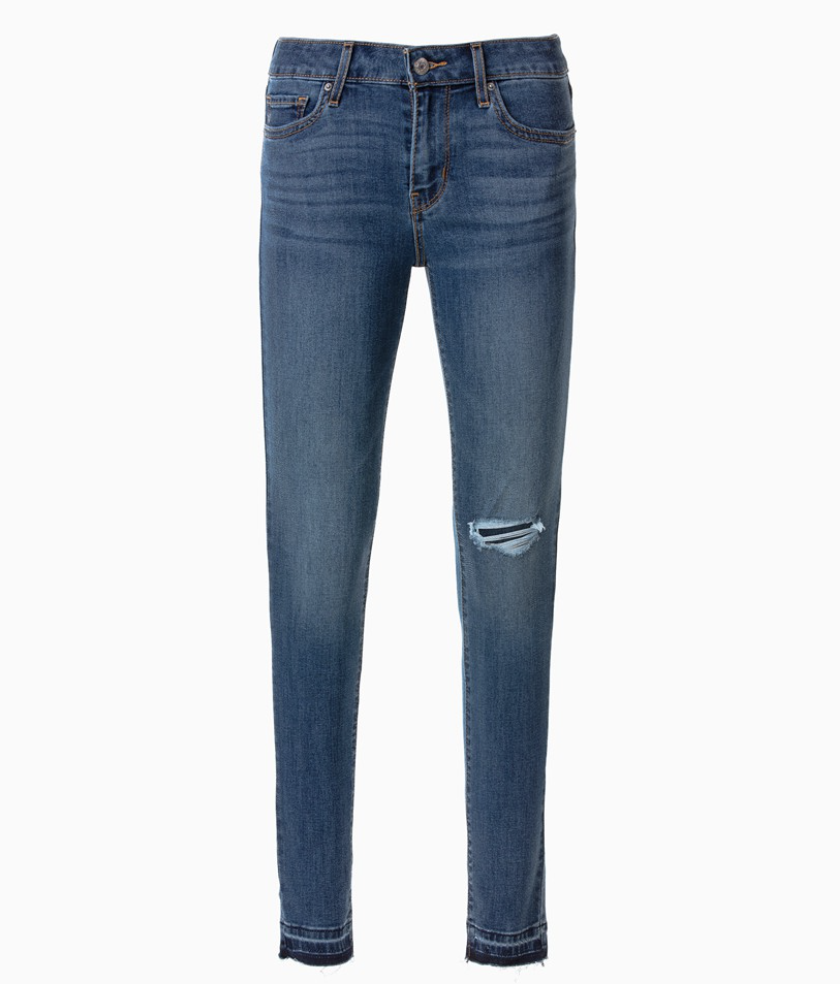 Levi's - Quần jeans dài nữ 711 Women Skinny Too Cool For School Levis 71-0316