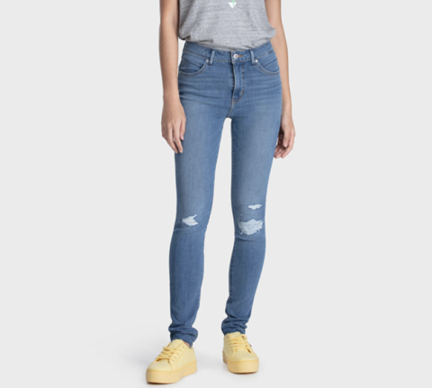 Levi's - Quần jeans dài nữ Revel Shaping Skinny Gimme Some More Women Levis RE-0015