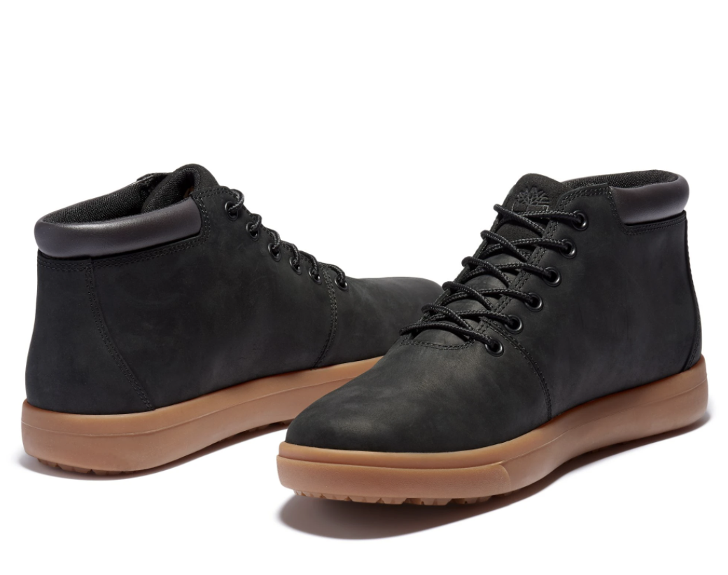 Timberland - Giày Nam Ashwood Park Leather Chukka TB21-2DSN