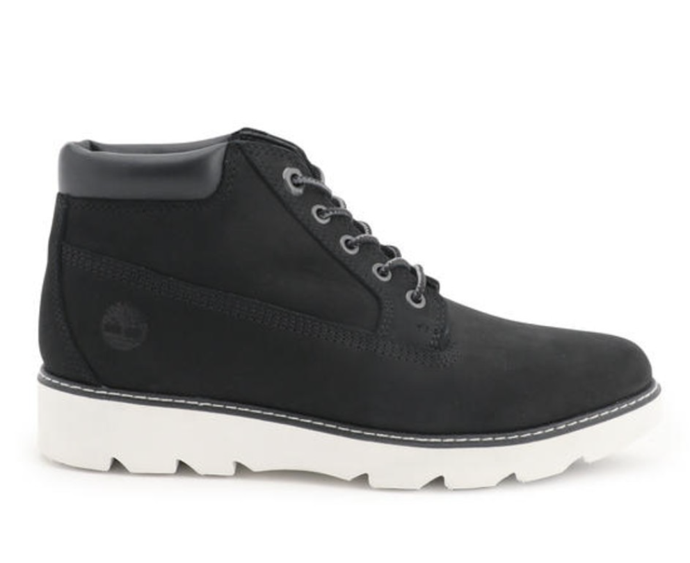 Timberland - Giày Nữ Keeley Field Nel Blk TB21-26K9