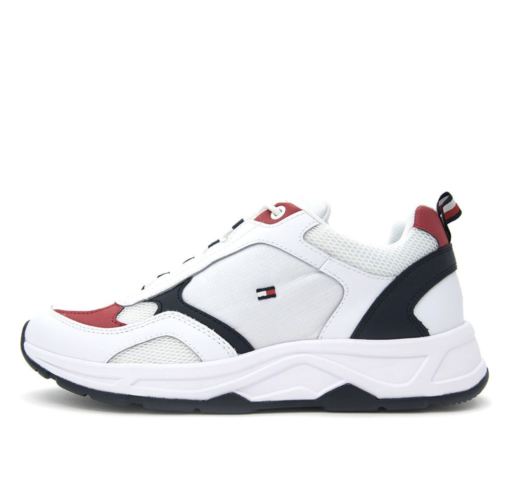 Tommy Hilfiger - Giày nam Fashion Mix Sneaker FM21-F520