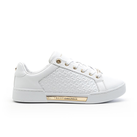 Tommy Hilfiger - Giày nữ Monogram Elevated Sneaker FW21-5984