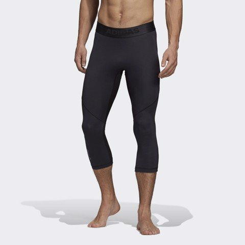adidas - Quần lửng ống bó Nam Alphaskin Sport 34 Tights Training Men SS18-CF31