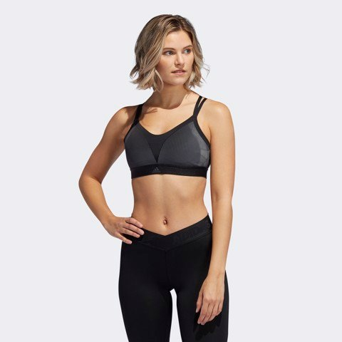 adidas - Áo ngực Nữ Am L Fs+ Bra P Workout Bra Training Women FW19-EI56