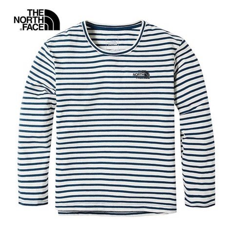 The North Face - Áo thun Nữ Top Women L/S Stripe Basic Tee NF0A4