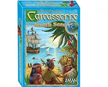 US - Carcassonne: South Seas