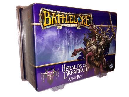 US - BattleLore 2nd Edition: Heralds of Dreadfall