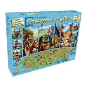 US - Carcassonne Big Box 2017