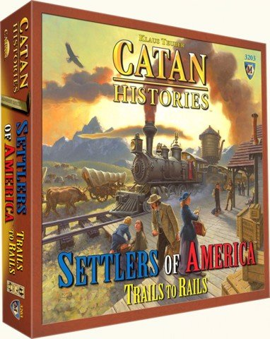US  - Catan Histories: Settlers of America
