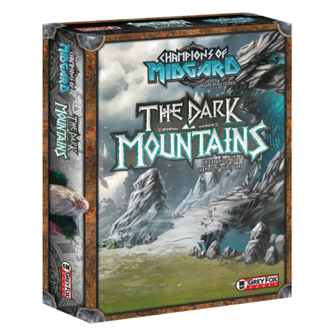 US - Champions of Midgard: Dark Mountains Expansion