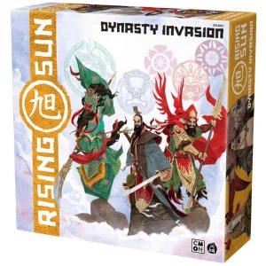 US - Rising Sun Exp : Dynasty Invasion