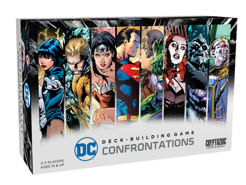 US - DC Comics DBG: Confrontations