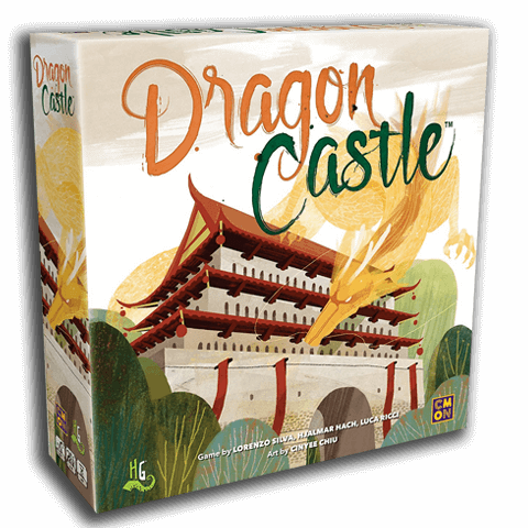 Hộp game dragon castle