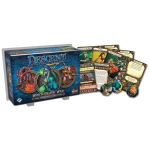 US - Descent 2nd ed: Bonds of the Wild