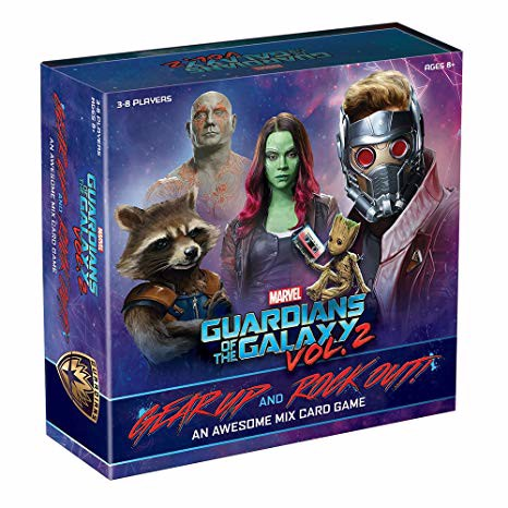 US - Guardians of the Galaxy Vol. 2 - The Card Game