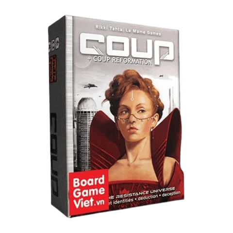 Board game coup