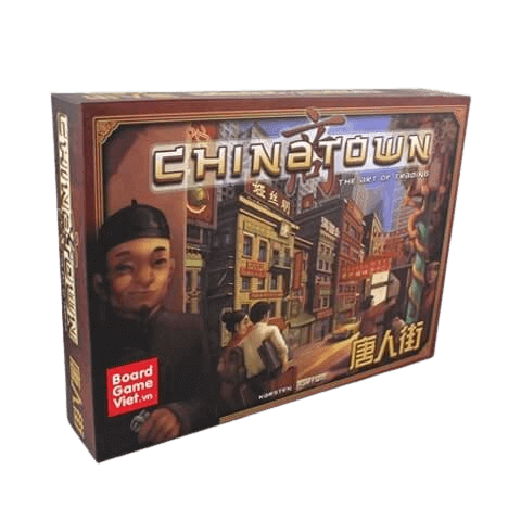 Board game china town