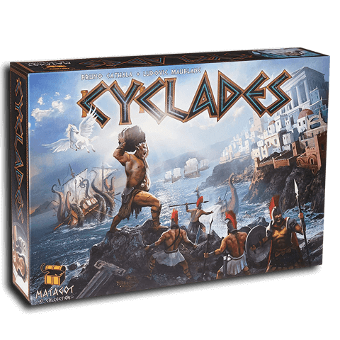 Hộp game cyclades