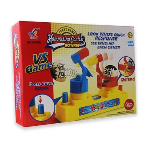Hộp game hammering contest
