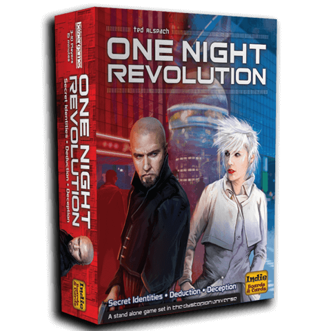 On night - Revolution