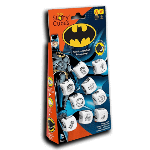 Hộp game Rory's story cubes batman