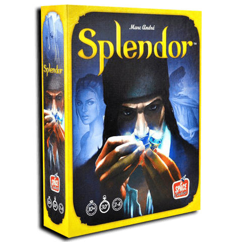 Hộp game splendor