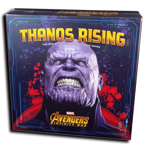 Hộp game thanos rising