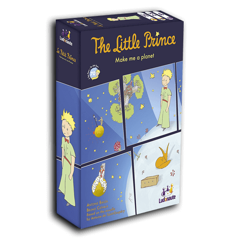 Hộp game the little prince