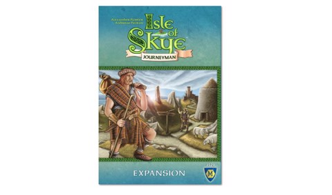 US - Isle of Skye: Journeyman Expansion