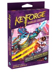 [Game US] Keyforge - Worlds Collide Deluxe Deck