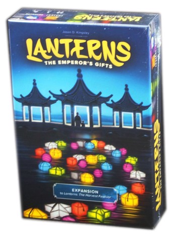 US - Lanterns: The Emperor's Gifts