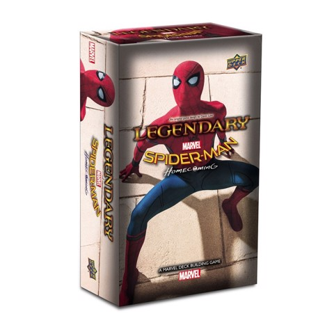 US - LEGENDARY : SPIDER-MAN HOMECOMING  EXPANSION