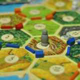 Token game catan