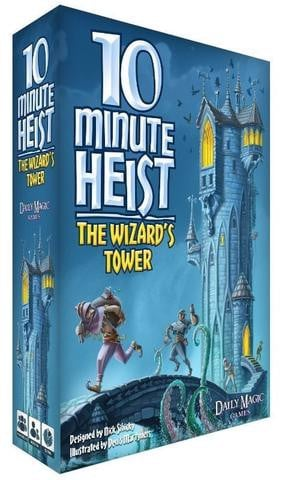 US - 10 Minute Heist: The Wizard's Tower