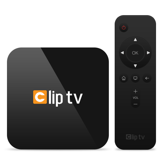 Clip TV Box