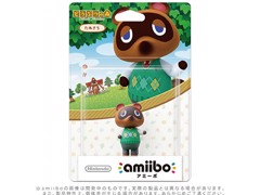 Amiibo Animal Crossing - Tanukichi